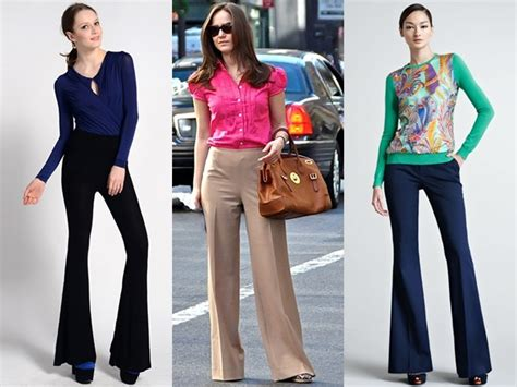 how to wear flare pants flare pants are in style how to wear flare pants best for your body type