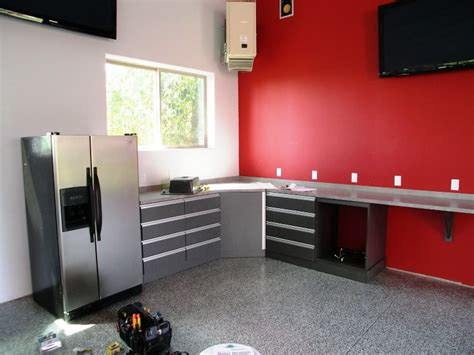 garage cabinets workbenches custom closets and