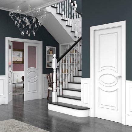 puertas de madera rusticas para interiores dise 241 os de puertas de interior 2018 blancas de madera