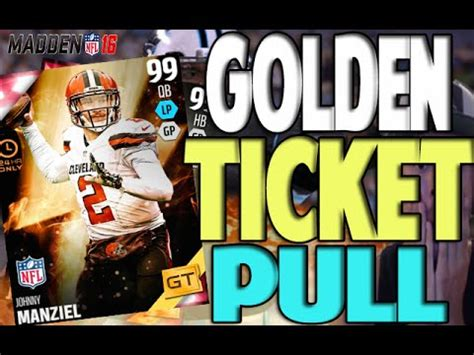 The Golden Ticket Andrew Gn Pulls Out The Showstoppers by Golden Ticket Pull Yes We Got One Epic Pull