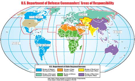 combatant command map security assistance