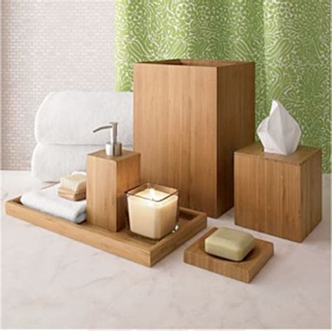 Eco Friendly Bathroom Accessories Home Conceptor Spa Bathroom Accessories
