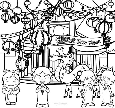 new year picture to colour printable new year coloring pages for