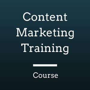 Content Marketing Course by Content Marketing Course Formarketer Magazine