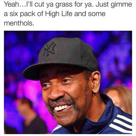 Denzel Meme - denzel washington becomes a meme at mayweather vs pacquiao