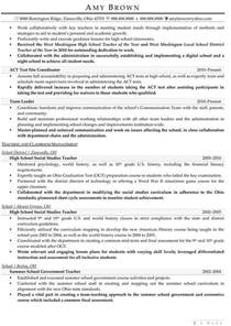 sle combination resumes guidance counselor resume sles 28 images professional