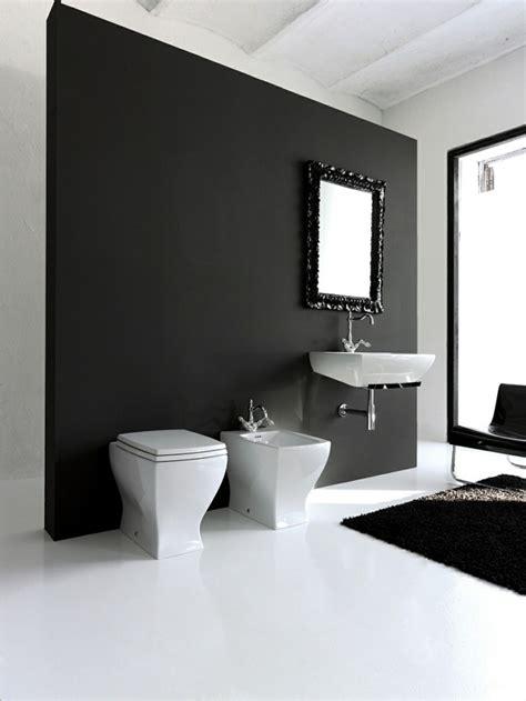 bidet noir la salle de bain artceram s 233 duit par la collection jazz