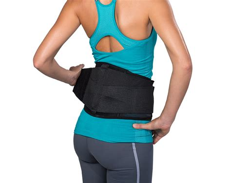Back Support by Donjoy Comfortform Back Support