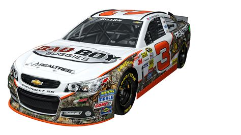 orange camo race cars realtree and bad boy buggies to partner with austin dillon