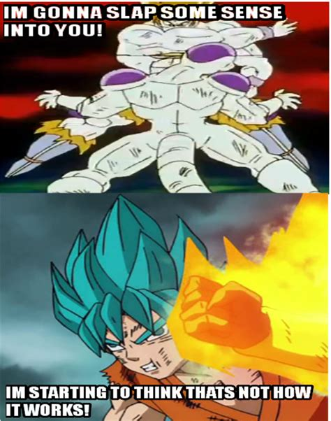 Dragonball Meme - dragonball super bad animation meme by blazeman4 on deviantart