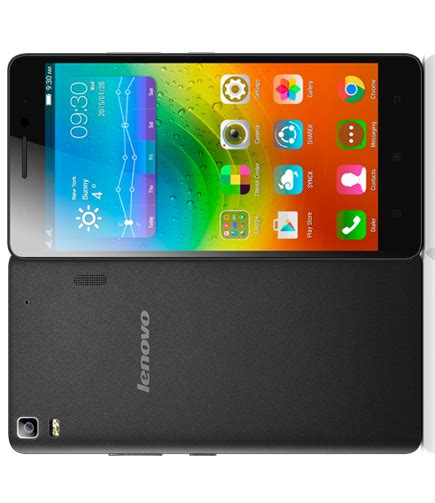 Lenovo A7000 Hd lenovo introduces a7000 with 5 5 inches hd display and octa processor specs gadget