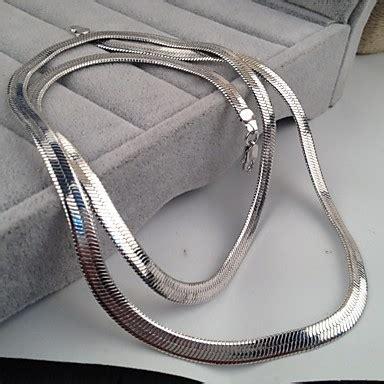 cadenas a la moda para mujer 18k oro joyas para mujer para hombre de la cadena cadena