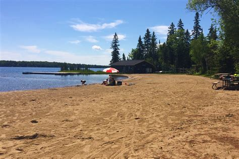 balsam lake boat launch balsam lake provincial park rv cing review rv places to go
