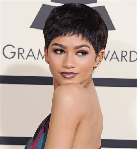 how to do zendaya hairstyles hollywood s celebrity hairstyles we loved this year
