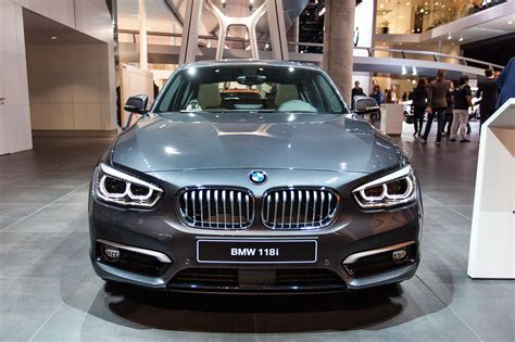Bmw 1er 2017 Mineralgrau Metallic by Foto Bmw 118i 5 T 252 Rer Modell F20 Facelift 2015 In