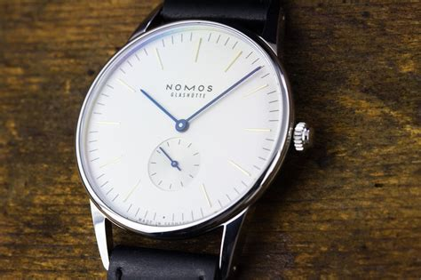 Colours That Go With Grey nomos orion 38 watch review ablogtowatch
