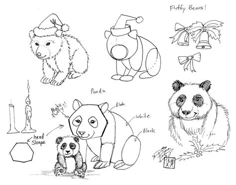 I M Drawing A Blank by Draw A Fluffy By Diana Huang On Deviantart I M