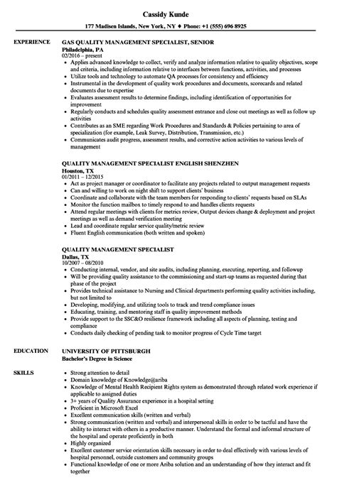 air traffic specialist sle resume email