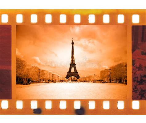 download film eiffel i m in love extended vintage 35mm frame photo film with eiffel tower in paris