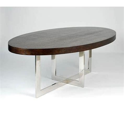 Modern Oval Dining Table Oval Dining Tables Enhance Your Wooden Oval Dining Table
