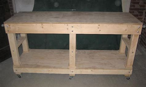 Workbenches For Sheds by Garage Workbenches How To Build Amazing Diy Outdoor