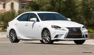 Awd Lexus Cars 2016 Lexus Is200t And Is300 Awd Join Refreshed Range With