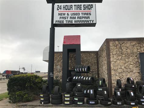 24 Hour Tire Shop Houston, Houston Texas (TX