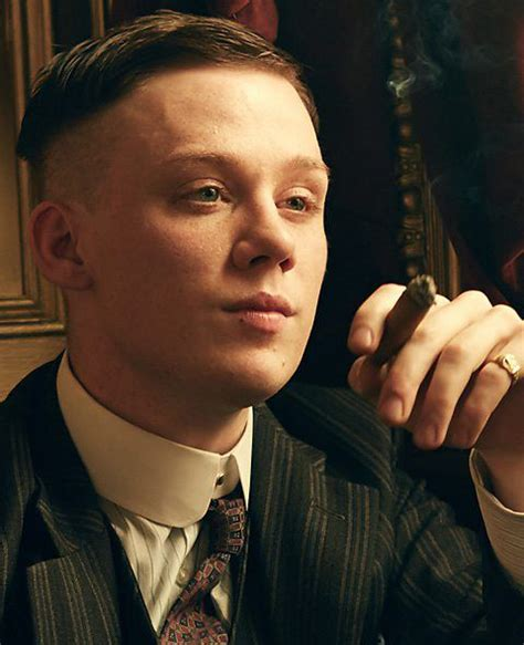 why the peaky plinders have those haircuts how to get the peaky blinders haircut gq