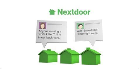 Ext Door Nextdoor Monetizing Your Neighbors Root Simple
