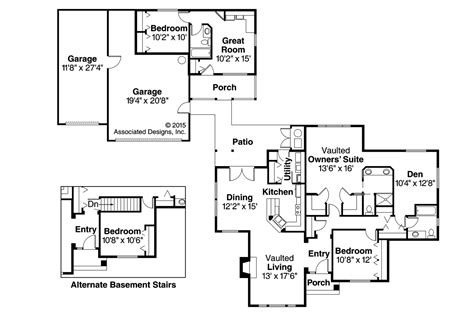 chalet floor plans and design chalet house plans with garage luxamcc