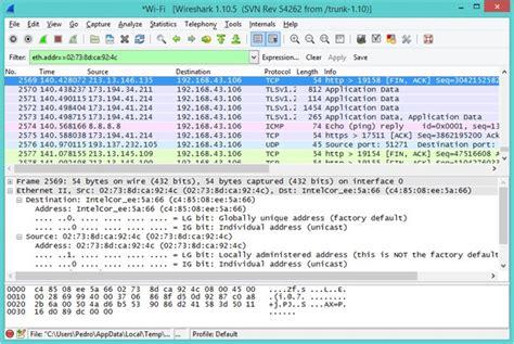 tutorial como usar o wireshark aprenda a usar o sniffer wireshark parte v pplware
