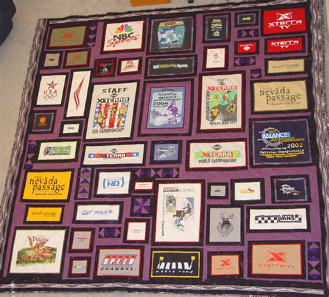 Quilts Made From T Shirts moonlight quilts t shirt quilt pics moonlight quilts gallery