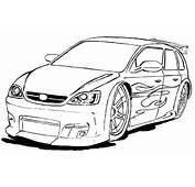Autos Para Dibujar Tuning 1  Dibujos De