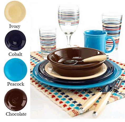 fiestaware color combinations lemongrass and chocolate interior design