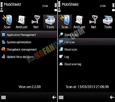 n8 antivirus full version mobishield 3 40 pro for nokia n8 other belle smartphones
