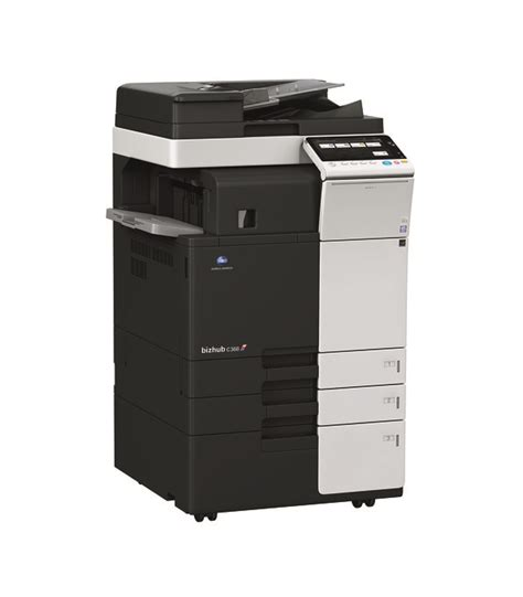 Toner Fotocopy Konica Minolta konica minolta bizhub c368 colour printer copier