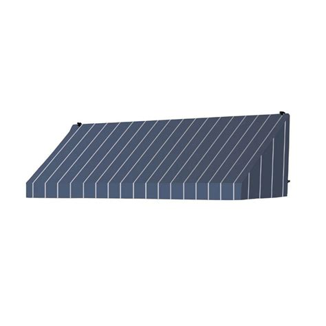 awnings in a box awnings in a box 8 ft classic awning replacement cover 26 5 in projection in