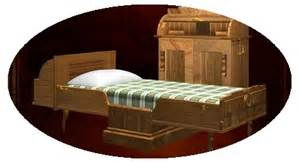 Who Invented The Cabinet Bed by Mothers Of Invention E Goode Cabinet Bed
