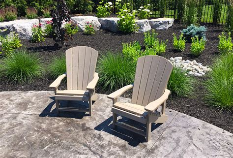 Pioneer Pools Patio Furniture by Adirondack Patio Collection Pioneer Family Pools