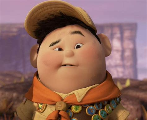 film up boy disney characters who are overly optimistic disney