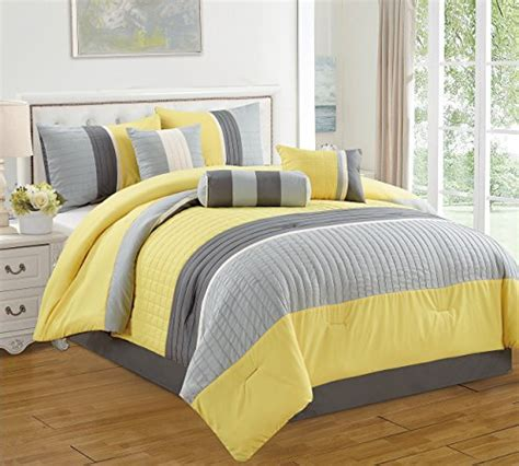 isabella comforter set dovedote isabella comforter set king yellow grey 7 piece