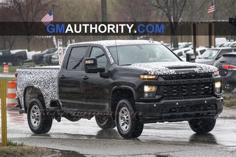 2020 Gmc Tailgate by 2020 Silverado Hd Prototype With Gmc Multipro