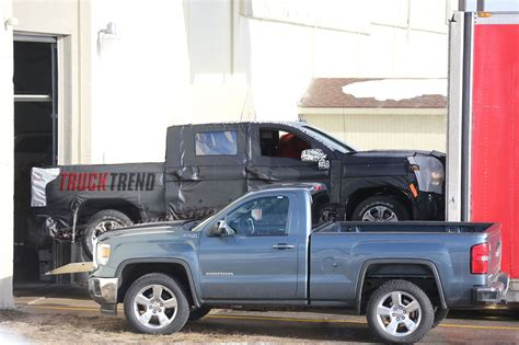 2019 chevy trucks spied 2019 chevrolet silverado 1500 photo image gallery