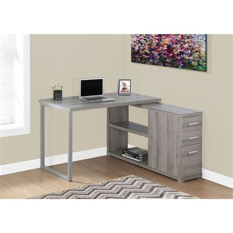 jedidiah acacia wood computer desk by christopher home best 25 diy desk ideas on desk ideas diy