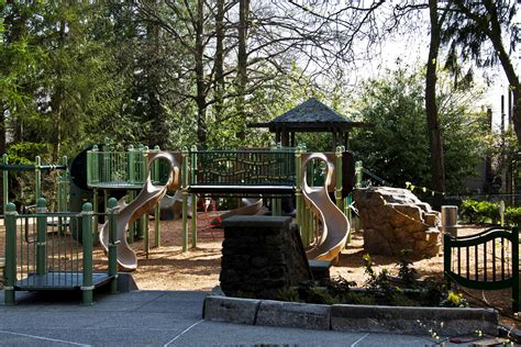 seattle parks play area celebrations for maple leaf and volunteer park parkways