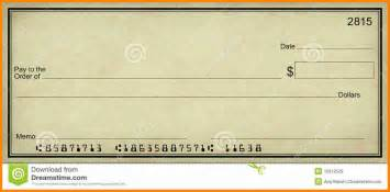 large blank check template blank cheque template eliolera