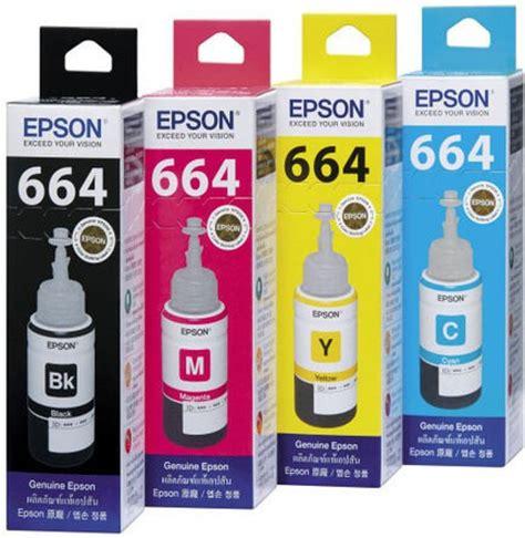 Tinta Warna Printer Epson L120 jual tinta epson black t6641 lseries l120 l210 l300 l550 jykomputer