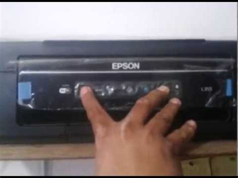 reset l355 nivel de tinta reset levels of ink epson l no codes or software funnycat tv