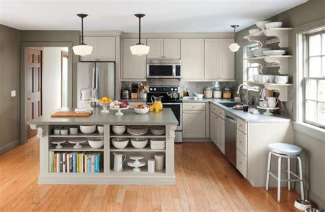 Martha Stewart Living Kitchen Cabinets by Martha S Maine Remodel Farmhouse Kitchen New York