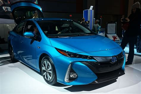 Hybrid Prius Mpg by Toyota Prius In Hybrid